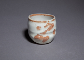 Lisa G Westheimer Ceramics & Glass    LisaGWCeramicsnGlass.Etsy.com Chawan, cups and bowls Shino glazed stoneware