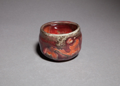 Lisa G Westheimer Ceramics & Glass    LisaGWCeramicsnGlass.Etsy.com Chawan, cups and bowls Shino glazed stoneare