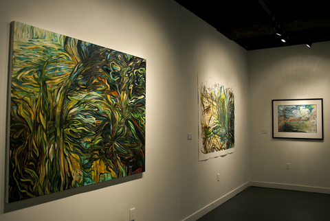Lorrie Saunders ArtGallery / Oct. 26, 2013-Jan. 10, 2014 / Norfolk, VA