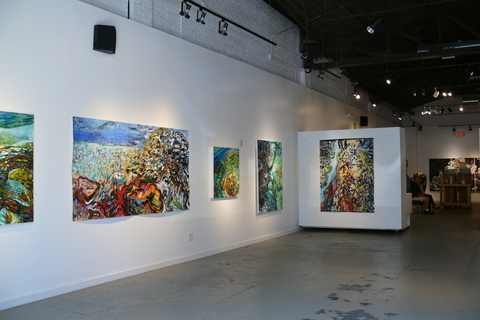 """Hoping For Infinity,"" Sept. 11-Oct. 4, 2015, Anderson O'Brien Fine Arts"