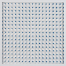 Livio Saganić Selected Works 2013-2014 Flashe and Enamel on Wirecloth