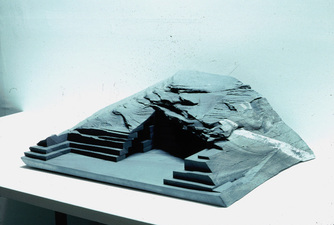 Livio Saganić Early Sculpture Slate
