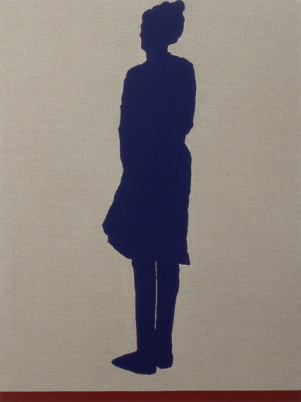 Liv Mette Larsen Paintings 2006 - 2010 Egg tempera on linen