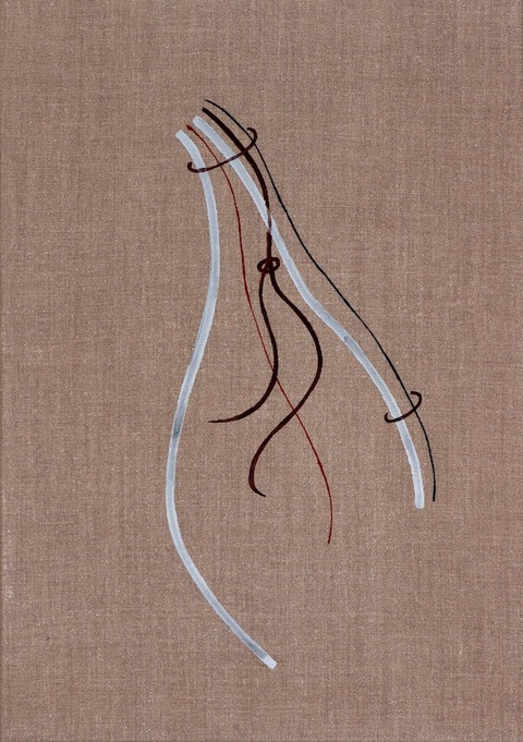 Liv Mette Larsen Paintings 2011 - 2015 Egg tempera on linen