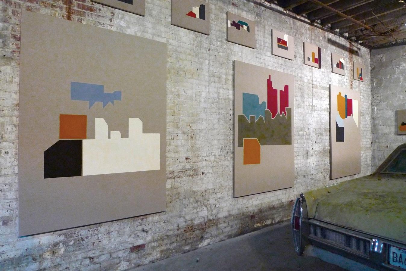 Liv Mette Larsen Exhibitions Installations