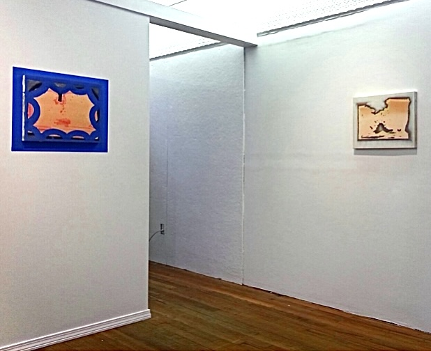 ROOM 83 Spring installation view, September 2014