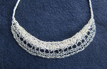 Liz Janson Recently Added silver and gold silver-plated wire