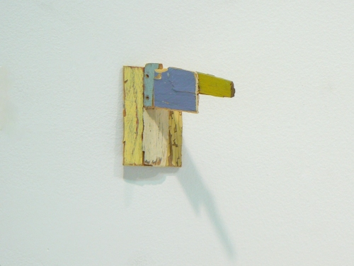 Wood 2012 Untitled #9