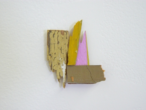 Wood 2012 Untitled #13