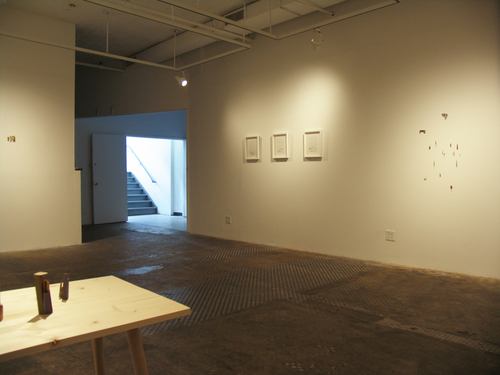 Exhibit | fragments of our own | 2013 fragments of our own [installation view]