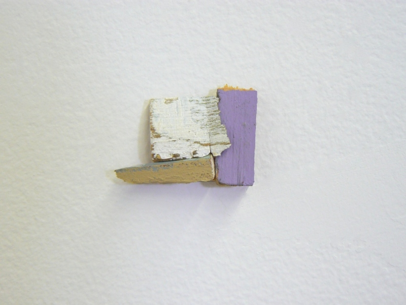Stick Sculptures | 2002-2012 Untitled #11