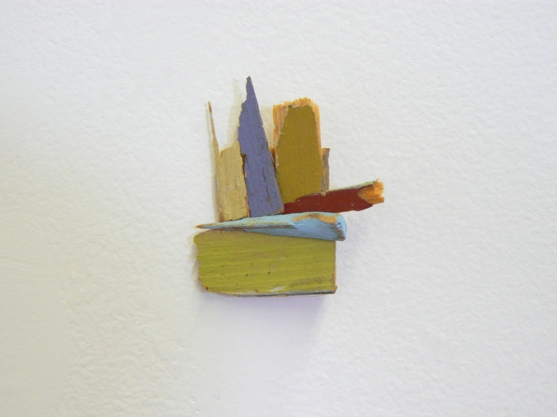 Stick Sculptures | 2002-2012 Untitled #12