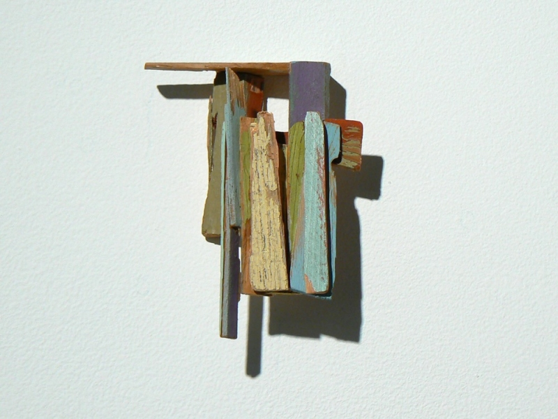Stick Sculptures | 2002-2012 Untitled #16