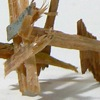 Splinter Sculptures 2014-2015 Wood, paint