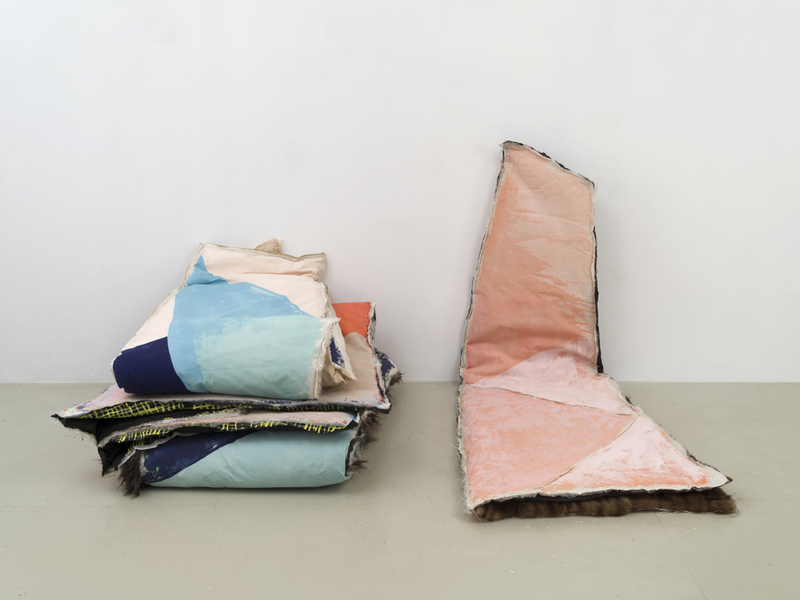 Textile Pieces Drifters