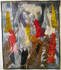 Lorie McCown Fiber Fiber/paint/thread