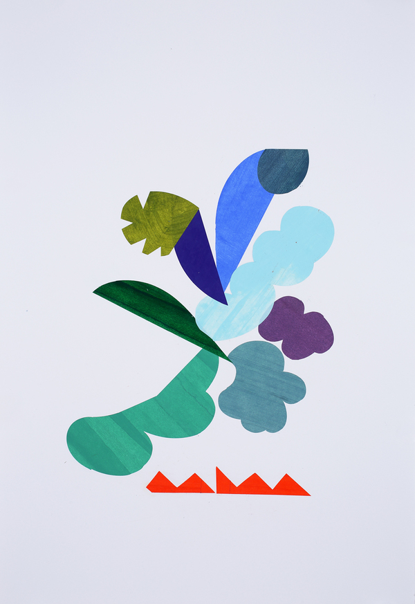 Bouquet (after Matisse)