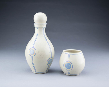 Circle and Line Spirit Decanters and Sippers