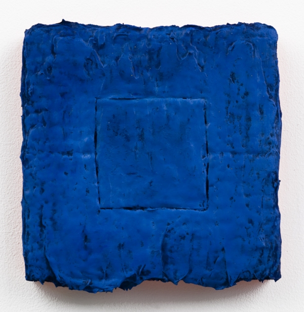 Louise P. Sloane Color/Square/Texture Acrylic Polymers and paint on wood panel
