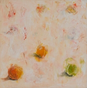 Louise Weinberg  Anima Series Oil on canvas