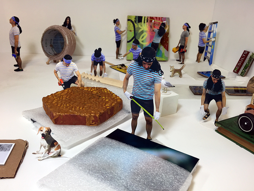 Exhibition Series 6: BFA 90's, Summer 2015  Exhibition Series 6: BFA 90's, Summer 2015