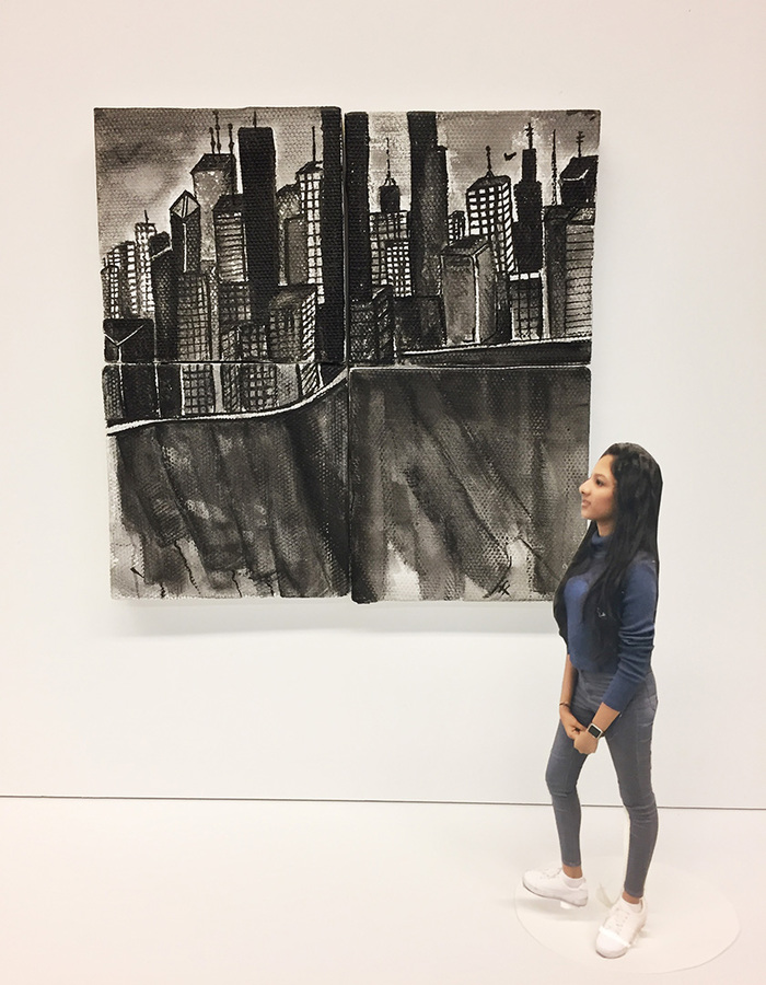 School of the Art Institute of Chicago, September 2016  School of the Art Institute of Chicago, September 2016