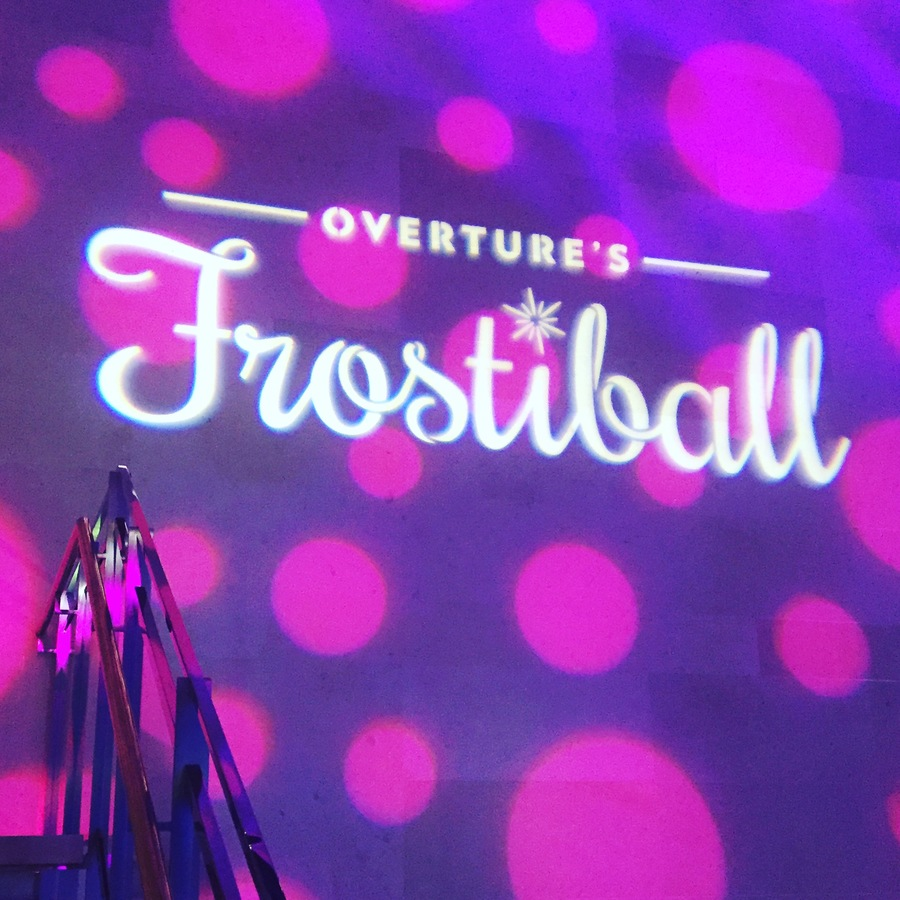 Frostiball, Overture Center for the Arts, Madison, WI 2017  Frostiball, Overture Center for the Arts, Madison, WI 2017