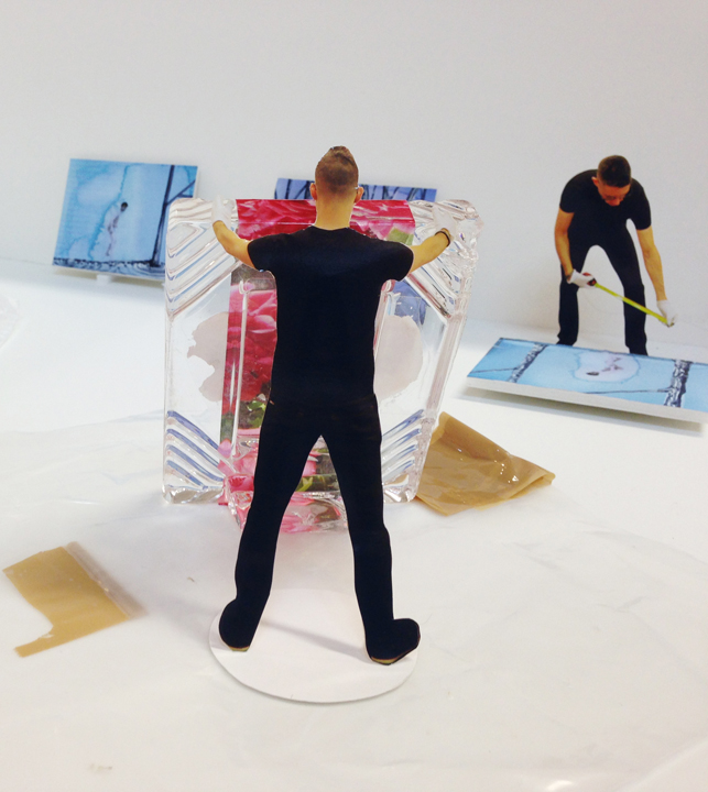 Exhibition Series 1: The Joy of the Task Was Its Own Reward, Fall 2013 The joy of the task was its own reward