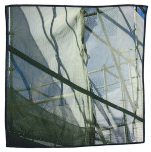 Luanne Rimel Cloth in the Landscape Photograph on cotton