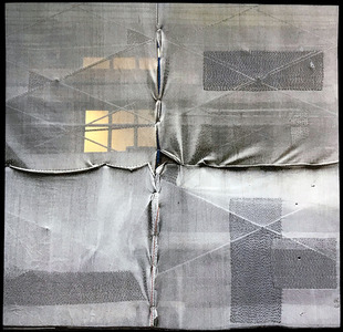 Luanne Rimel Cloth in the Landscape Textile