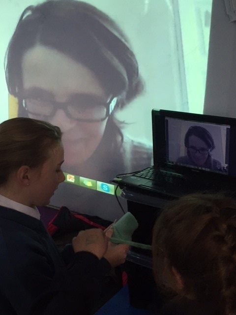 Education Practice Skype visits