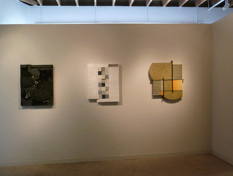 Selected Paintings and Constructions  2011 2011