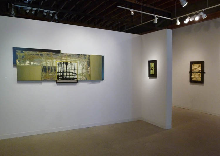 Selected Paintings and Constructions  2011 Solo Exhibition:  Selected Paintings and Constructions 2003 - 2010