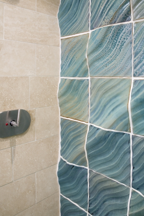Lucy W  Scanlon : Architectural Ceramics : Cambridge House