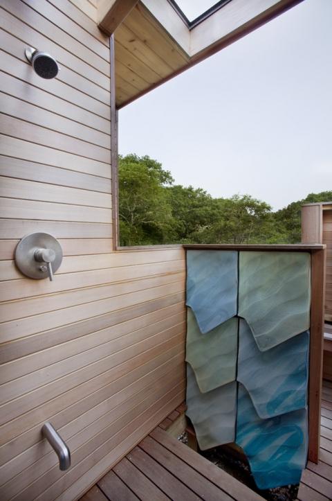 Lucy W  Scanlon : Architectural Ceramics : Guest House