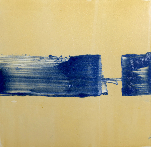 Current Work monotype still for abstract animation