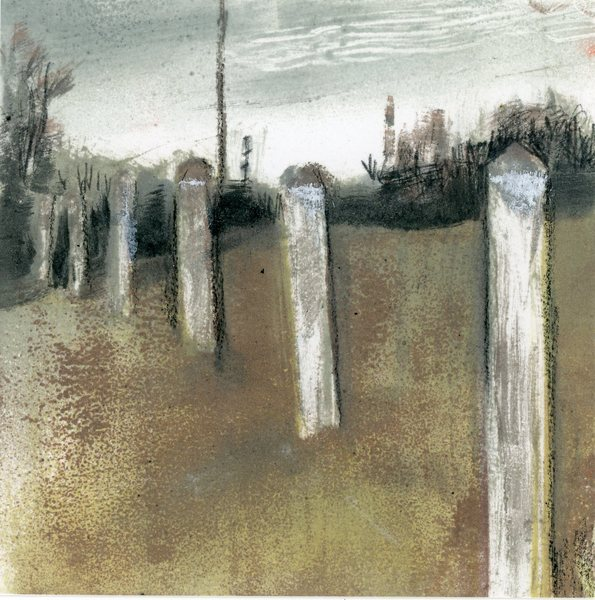 River Walk: Monoprints River Walks (posts)