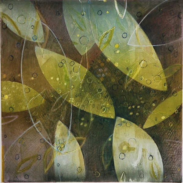 Monotype  2000-2008 Away and Through(Gold)