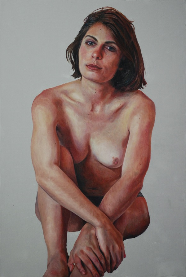 Painting Oil on linen