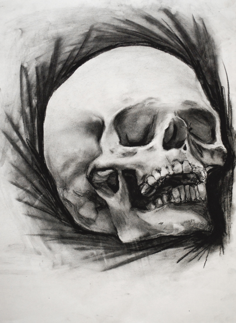 Sketchbook Skull Practice