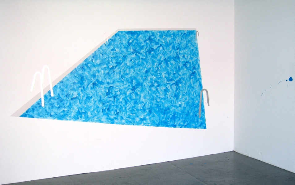 "1998-2006 ""Breeze."" Installation view from Goliath Visual Space"