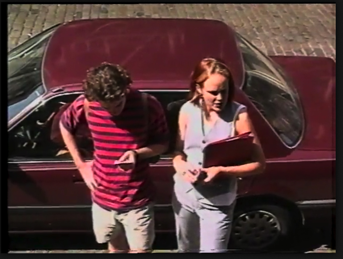 1996 Assholes for Sale (video still)