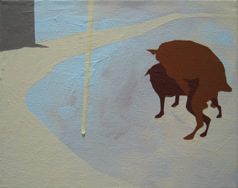 > Paintings Amores Perros - s