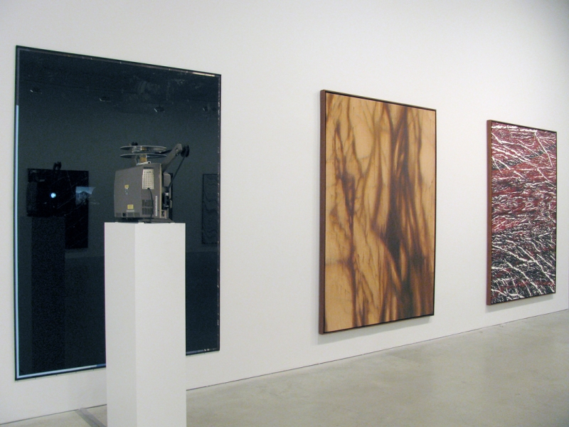 Marc Handelman Geological Sketches at Home and Abroad Installation view