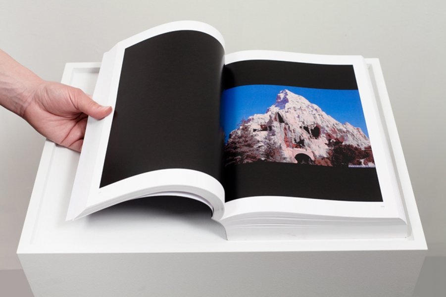 Marc Handelman Archive for a Mountain