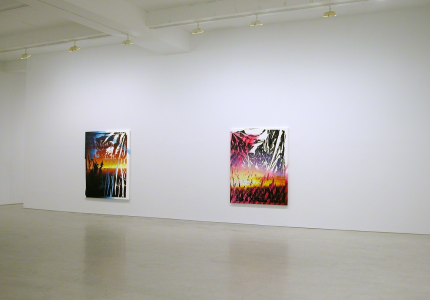Marc Handelman WE NEVER FORGET WHO WE'RE WORKING FOR Installation view, main gallery