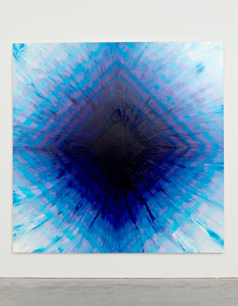 Marc Handelman Empire of the Eye Oil on canvas