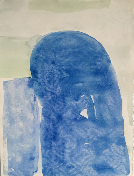 Marcy Rosenblat  Work On Paper watercolor and gouache on paper
