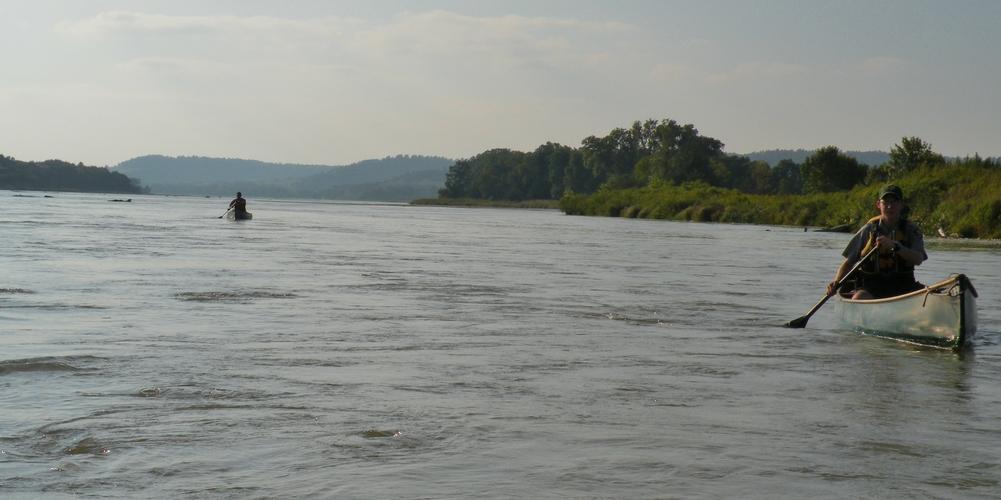 Margaret Keller : River Stories
