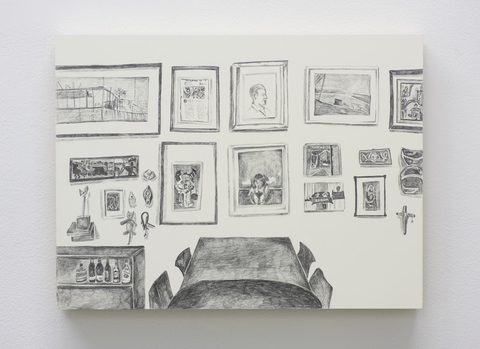 MARIA CALANDRA Collection drawings